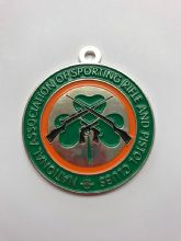 Silver 60mm Medal with Tab from €4.00